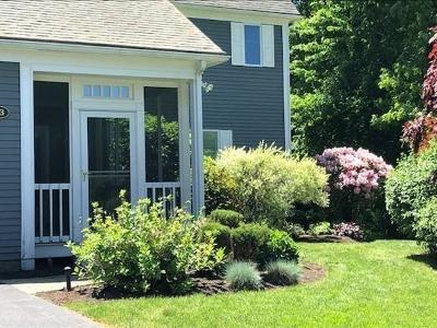 Scituate Condo/Townhouse For Sale: 53 Forest Lane #53