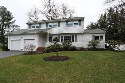 Wayland Single Family Home Contingent: 9 Brooks Rd