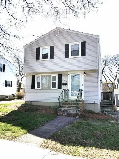 Peabody Single Family Home Under Agreement: 44 King St