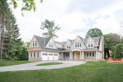 Needham Single Family Home New: 370 Grove St