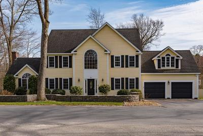 Southborough MA Single Family Home Price Changed: $819,900