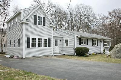 Cohasset Single Family Home For Sale: 19 Locust Rd