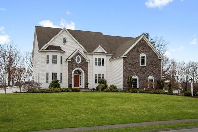 Hopkinton MA Single Family Home Under Agreement: $1,375,000