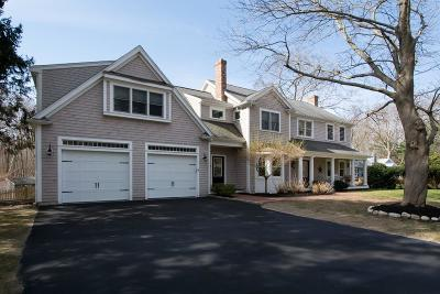 Scituate Single Family Home Under Agreement: 41 Strawberry Lane