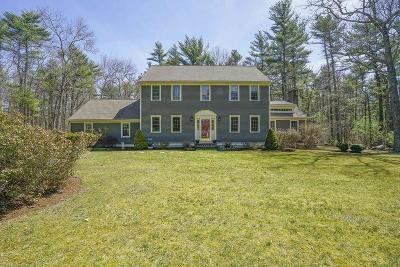 Duxbury Single Family Home For Sale: 62 Forest St