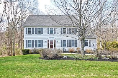 Franklin Single Family Home Contingent: 67 Jefferson Rd