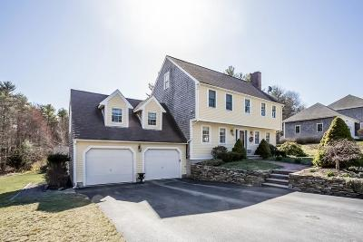 Marshfield Single Family Home Under Agreement: 115 Planting Field Rd