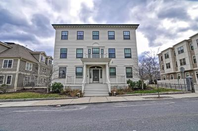 Condo/Townhouse Under Agreement: 21 Creighton St #13