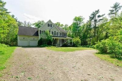 Plympton Single Family Home Under Agreement: 150 County Rd