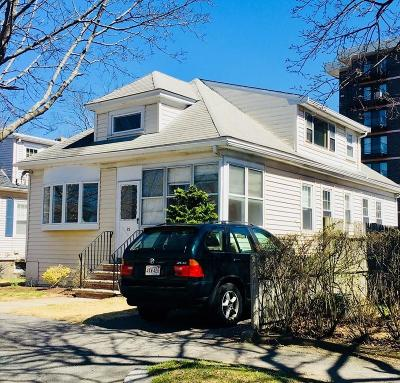 Quincy Single Family Home Under Agreement: 25 Baxter Avenue
