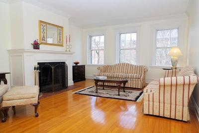 Condo/Townhouse Under Agreement: 250 Commonwealth Ave #9