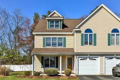 Billerica Single Family Home Under Agreement: 216 Rangeway Road #1101