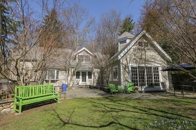Sherborn Single Family Home For Sale: 86 Hunting Lane