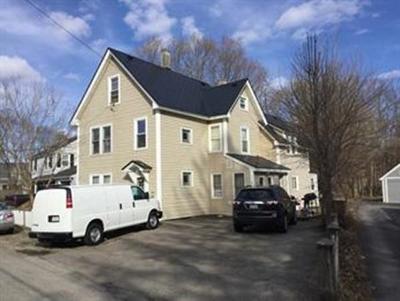 Maynard Multi Family Home Contingent: 36 Glendale St