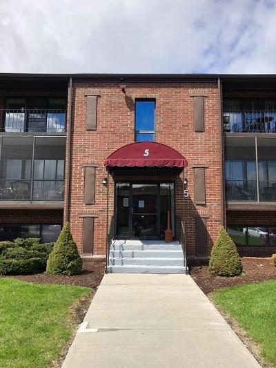 Brockton Condo/Townhouse Under Agreement: 221 Oak St #5-14