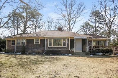 Barnstable Single Family Home For Sale: 1016 Phinneys Ln