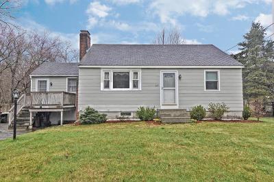 Franklin Single Family Home For Sale: 127 Plain Street