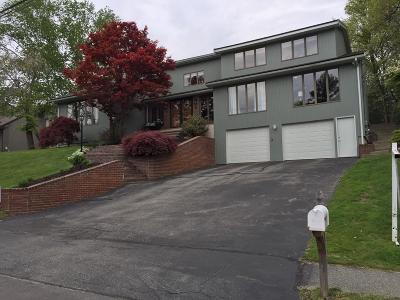 Burlington Single Family Home For Sale: 20 Tinkham Ave