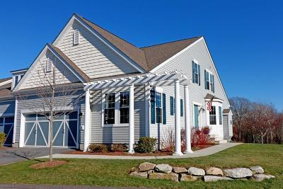Condo/Townhouse Under Agreement: 2 Ryegrass Cir #2