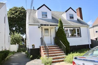 Revere Single Family Home Under Agreement: 47 Bickford Avenue