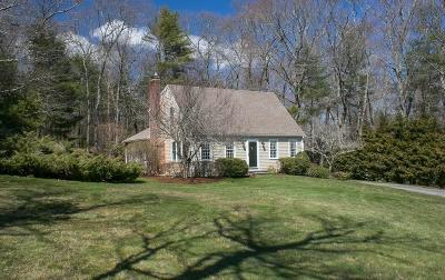 Norwell Single Family Home For Sale: 75 Masthead Dr