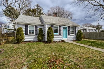 Bourne Single Family Home Under Agreement: 8 Rip Van Winkle Way