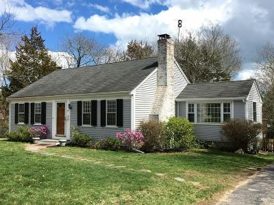 Kingston Single Family Home Under Agreement: 15 Center Hill Rd