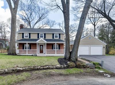 Braintree Single Family Home Under Agreement: 58 Windemere Cir
