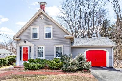 Randolph Single Family Home For Sale: 449 North Street