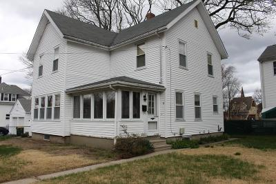 Franklin Single Family Home Under Agreement: 15 Walnut Ave