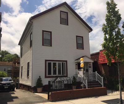 Somerville Single Family Home Under Agreement: 96 Broadway