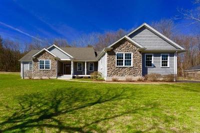 Franklin Single Family Home Under Agreement: 52 Fuller Pl