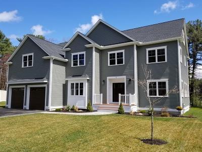 Burlington Single Family Home For Sale: 11 Liberty Avenue