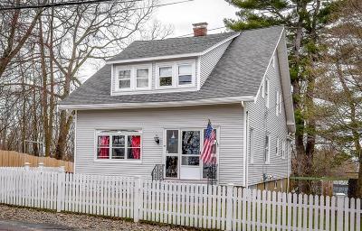 Framingham Single Family Home Under Agreement: 25 Dinsmore Ave