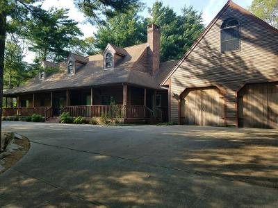Falmouth Single Family Home Under Agreement: 39 Marla Ln