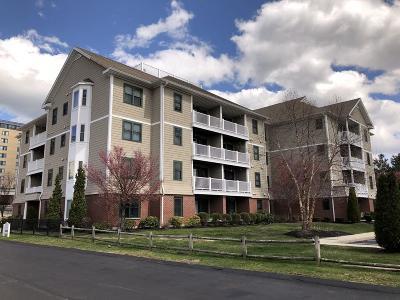Quincy Condo/Townhouse Under Agreement: 45 Hancock St #405