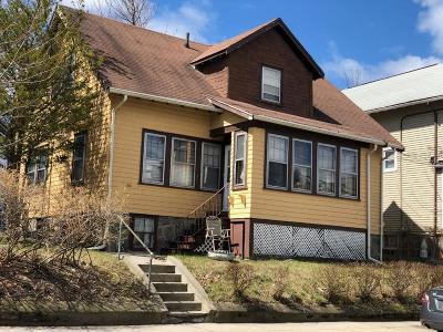 Boston Single Family Home Under Agreement: 148 Cornell St