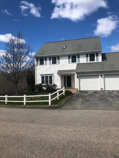 Braintree Single Family Home For Sale: 1200 Matthew Woods Dr #1200
