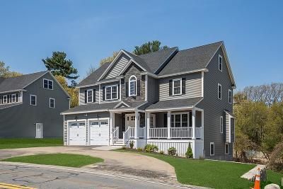 Burlington Single Family Home For Sale: 60 Bedford St.