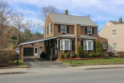 Hudson Single Family Home For Sale: 277 Central St