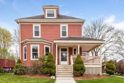 Rockland Single Family Home Under Agreement: 61 Stanton St