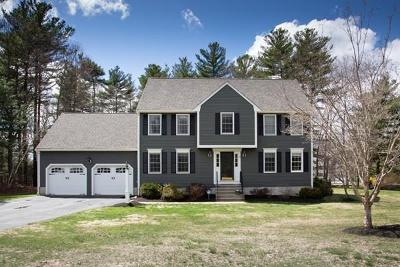 Franklin Single Family Home Under Agreement: 18 Townline Rd