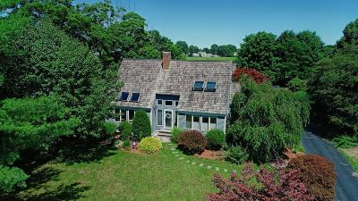 RI-Providence County Single Family Home Under Agreement: 1 Rolling Green Drive