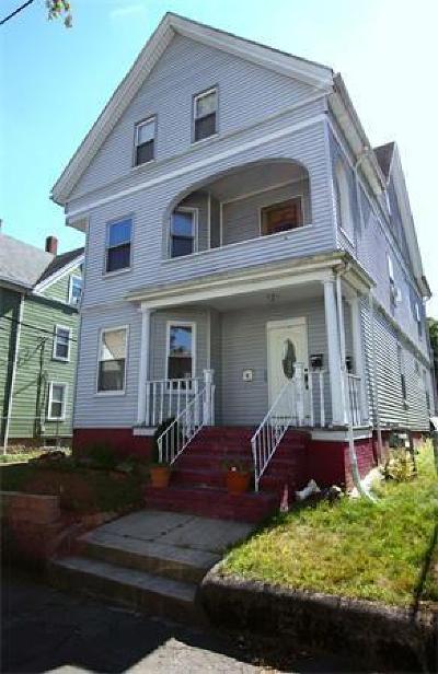 Brockton Multi Family Home Under Agreement: 250 Green St