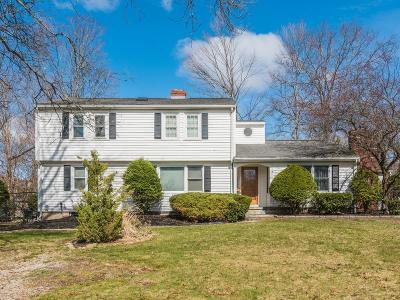 Southborough Single Family Home For Sale: 6 Valley Rd