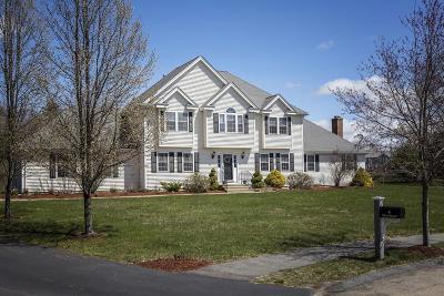 Millis Single Family Home Under Agreement: 8 Ryan Road