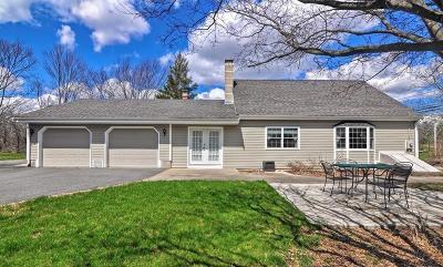 Franklin Single Family Home Under Agreement: 881 Upper Union Street