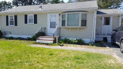 Bourne Single Family Home For Sale: 103 Puritan Road