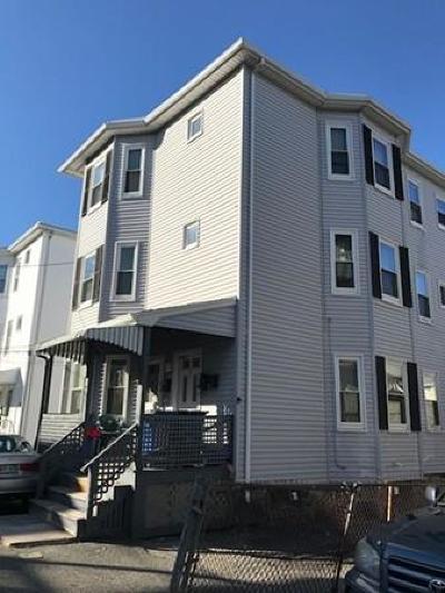 Malden Multi Family Home For Sale: 1-3 Alcott Park