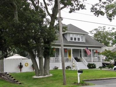 Bourne Single Family Home Under Agreement: 29 Lafayette Ave